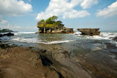 Tanah Lot Temple, Bali, Indonesia Stock Image