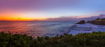 Tanah Lot Temple - Bali Indonesia Royalty Free Stock Image