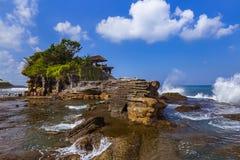 Tanah Lot Temple - Bali Indonesia Royalty Free Stock Photo