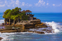 Tanah Lot Temple - Bali Indonesia Stock Images