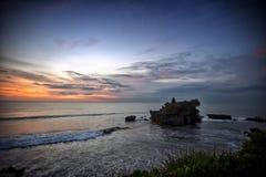Tanah Lot Temple, Bali, Indonesia Stock Image