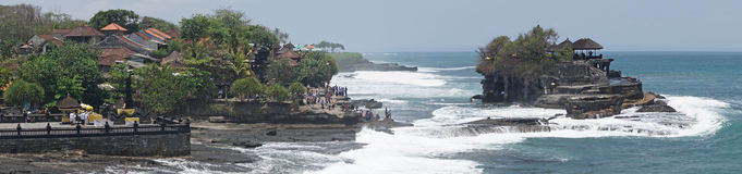 Tanah Lot Temple, Bali, Indonesia Royalty Free Stock Image