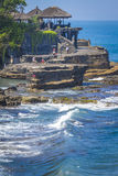 The Tanah Lot Temple.Bali Island. Indonesia. Stock Images