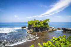 The Tanah Lot Temple.Bali Island. Indonesia. Stock Photo