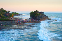 Tanah Lot Temple, Bali Royalty Free Stock Image