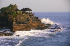 Tanah Lot Temple, Bali Royalty Free Stock Photos