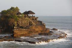 Tanah Lot Temple, Bali Royalty Free Stock Images