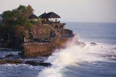 Tanah Lot Temple, Bali Stock Photos