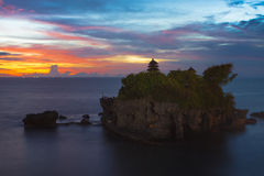 Free Tanah Lot Temple In Bali Stock Images - 28149224
