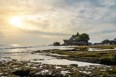 Tanah Lot Temple royalty free stock image