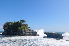Tanah Lot Temple 2 Stock Images