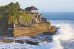 Tanah Lot Temple Stock Image