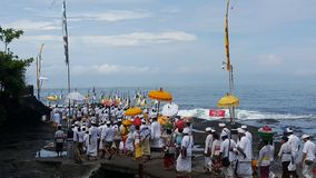 Tanah Lottempel, Bali, Indonesien Stockbild