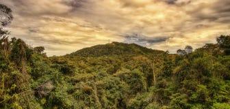 Tanah Rata Малайзия стоковое фото rf