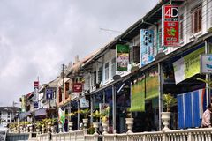 Tanah Rata, Malaysia Royalty Free Stock Photo