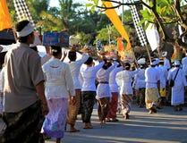 Tanah udziału świątynia - Bali 022 Obrazy Stock