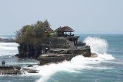 Tanah Udziału świątynia, Bali, Indonezja obrazy stock