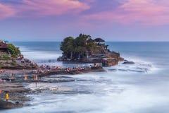 Tanah udziału świątynia w Beraban wiosce Tabanan, Bali zdjęcia royalty free