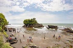 Tanahpartij Bali, Indonesië royalty-vrije stock afbeelding