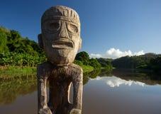 Tanama & Chavon rzeka, Punta Cana, republika dominikańska Fotografia Stock