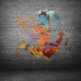 tancerka abstrakcyjne Obraz Stock