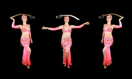 tancerka brzucha obrazy stock
