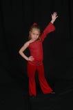 tancerka dziecka Fotografia Royalty Free