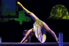 tancerka nowoczesnego Zdjęcia Royalty Free