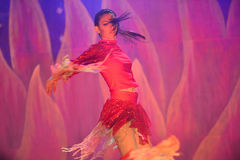 tancerka nowoczesnego Fotografia Royalty Free