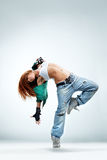tancerz zdjęcia stock