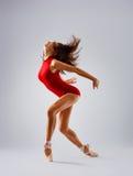 Tancerz balerina Zdjęcia Royalty Free
