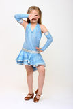 tancerz dziewczyna obrazy stock