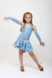 tancerz dziewczyna obraz royalty free