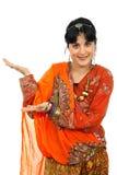 tancerz hinduski Obraz Stock