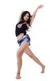tancerz nowożytny zdjęcie royalty free
