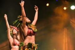 Tancerz od Haiti Zdjęcia Royalty Free