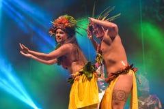 Tancerz od Haiti Zdjęcia Stock