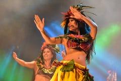 Tancerz od Haiti Obraz Stock