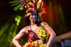 Tancerz od Haiti Zdjęcie Royalty Free