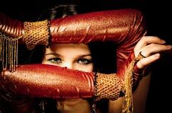 tancerz Oriental Fotografia Royalty Free