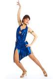 tancerz samba zdjęcia stock