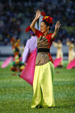 tancerz tradycyjny Fotografia Stock