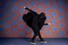 Tancerz w ruchu Obrazy Royalty Free