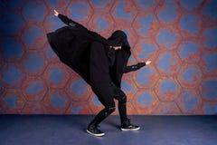 Tancerz w ruchu Zdjęcia Stock