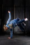 tancerza hip hop obraz stock