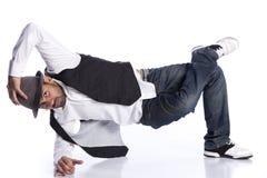 tancerza hip hop zdjęcie stock