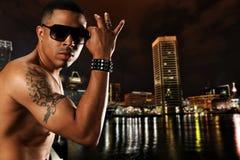 tancerza hip hop Fotografia Stock