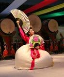 tancerza koreańczyk Fotografia Royalty Free