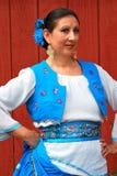 tancerza meksykanin Zdjęcia Stock