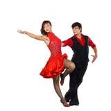 tancerza tango Obrazy Royalty Free